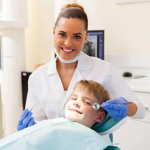 Family Dentist Fox Family Dental Sun City AZ Kid Friendly Dentistry Services Image